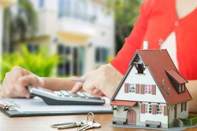 Спрос на ипотеку